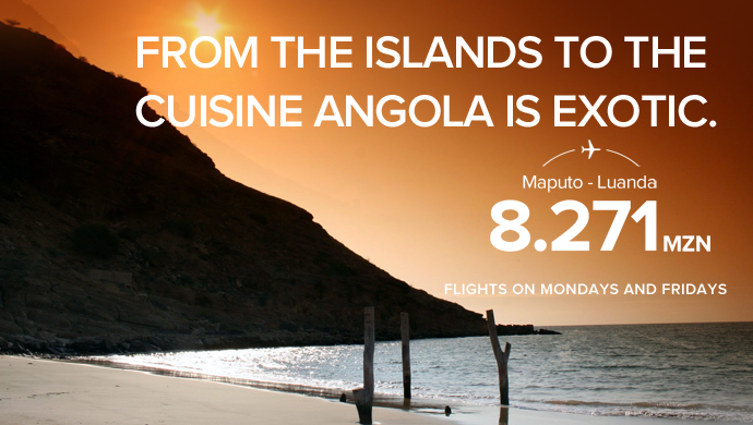 From the Islands to the Cuisine Angola is Exotic