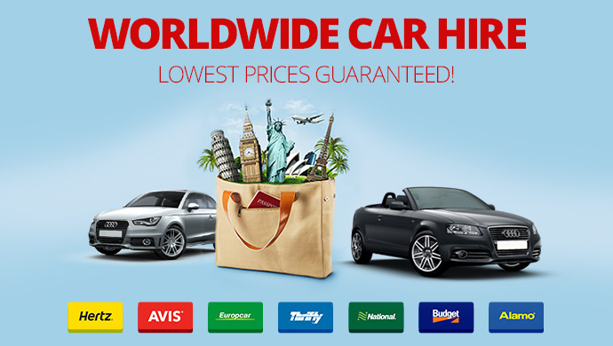 Best car hire prices