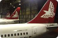 Aeroplans - Boeing 737-200